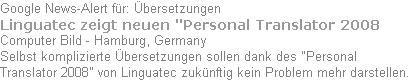 Uebersetzung Englisch Deutsch